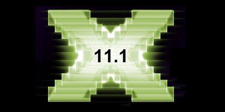DirectX 11.1 es exclusivo de Windows 8