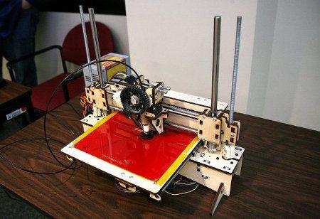 El ejército está desarrollando sus propias y baratas impresoras 3D