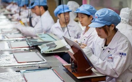 Foxconn no puede mantener la demanda del iPhone 5