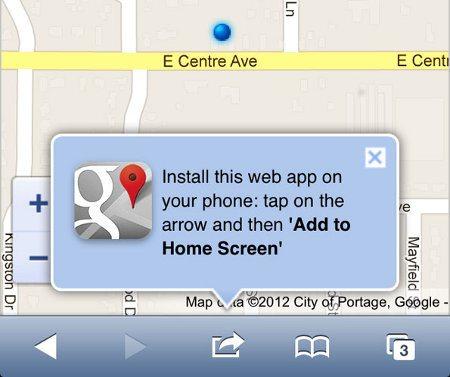 Google Maps se abre paso hacia iOS
