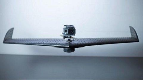 LA100, un genial UAV para tomar fotos desde las alturas