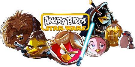 Más gameplay de Angry Birds Star Wars