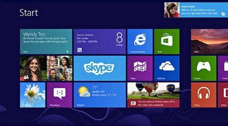 Microsoft ya ha vendido 40 millones de licencias de Windows 8
