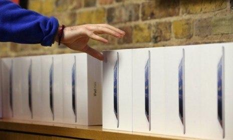 Miles de iPad Mini son robados en el aeropuerto de New York