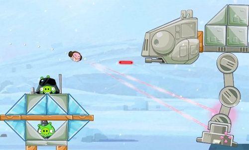 Novedades para Angry Birds Star Wars