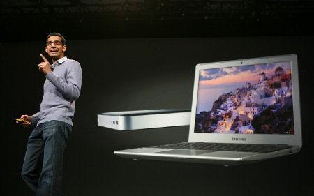 Nueva Chromebook con pantalla touch podrían ser lanzada antes de fin de año