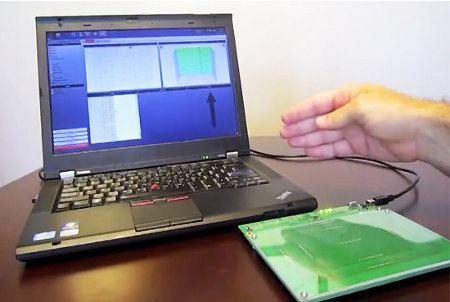 Nuevo sistema 3D de gestos nos permite controlar dispositivos móviles