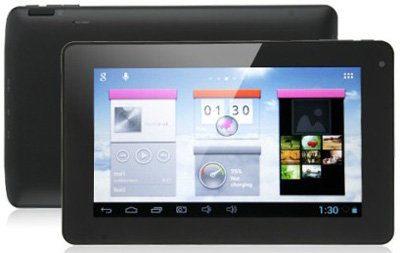 Pipo S1, tablet Android 4.1 de gama media a muy bajo precio