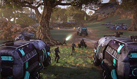 PlanetSide 2, trailer de lanzamiento