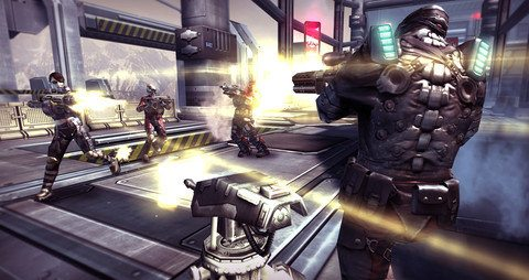 Shadowgun: DeadZone, un genial FPS multijugador para Android y iOS