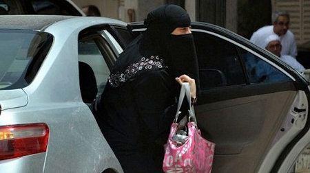Sistema electrónico de rastreo es usado para las mujeres en Arabia Saudita