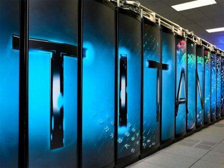 Titan, la nueva supercomputadora más rápida del mundo