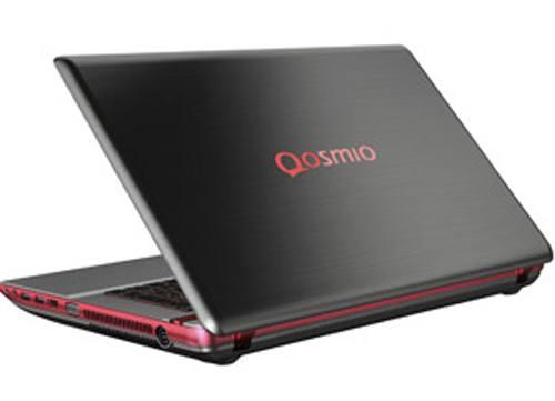 Toshiba Qosmio X875-Q7380, poderosa laptop gamer de 17 pulgadas