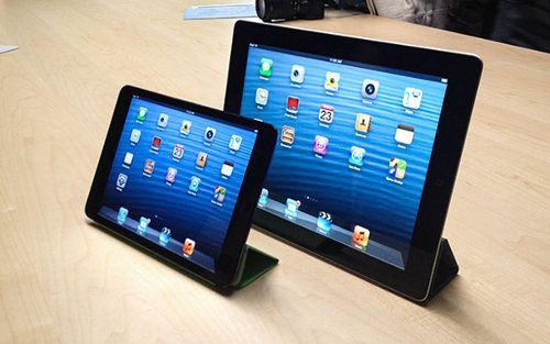 iPad Mini 2 tendrá pantalla Retina