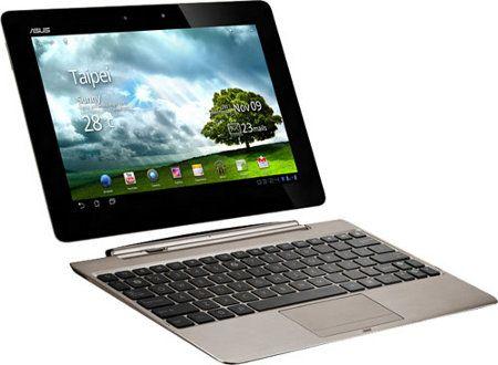 ASUS quiere estar detrás de Apple en el mercado de los tablets el próximo año