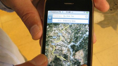 Apple Maps: la app de iPhone más usada en 2012