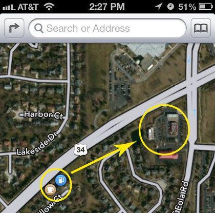 Apple Maps tiene 3 veces más posibilidades de darte una dirección incorrecta comparado a Google Maps