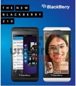 BlackBerry Z10, el primer smartphone BB10