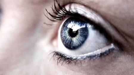 Chequeo de ojos en lugar de una contraseña