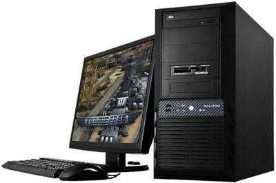 Dospara Galleria HX Navy Field 2, una nueva PC para gamers