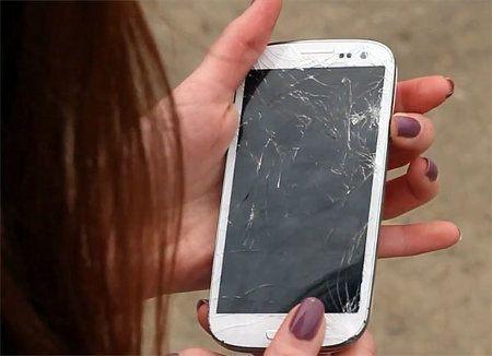 El Galaxy S IV tendría una pantalla irrompible