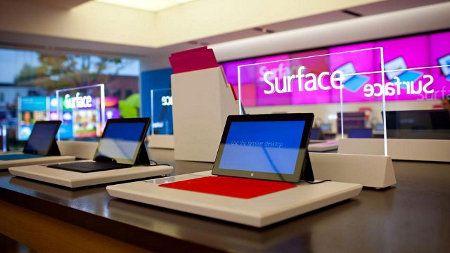 El Surface de Microsoft podría llegar a un mayor número de revendedores