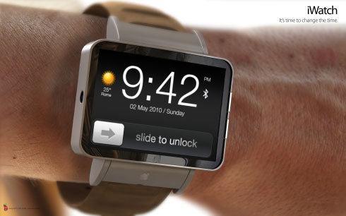 El nuevo dispositivo de Apple podría ser un reloj