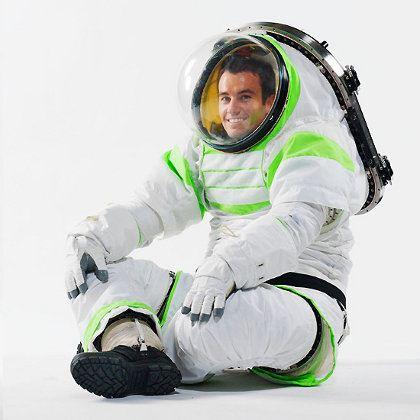 El nuevo traje espacial de la NASA