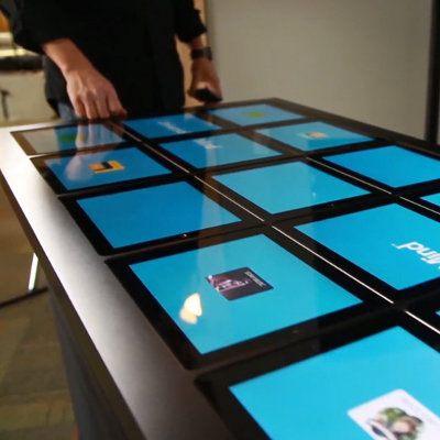 El poder de 15 iPads combinados