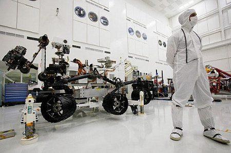 El próximo Curiosity partirá hacia Marte en 2020