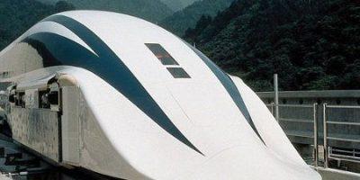 Este es el tren comercial más rápido del mundo