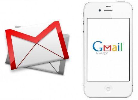 Google lanza nueva versión de Gmail para iOS