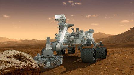 La NASA anunciará los descubrimientos del Curiosity