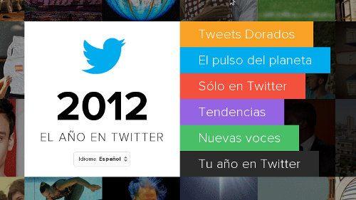 Lo mejor que se ha visto en Twitter durante el 2012