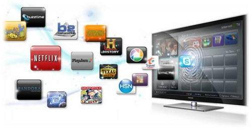 Los usuarios de las Smart TVs no suelen usar ciertas aplicaciones en ellas