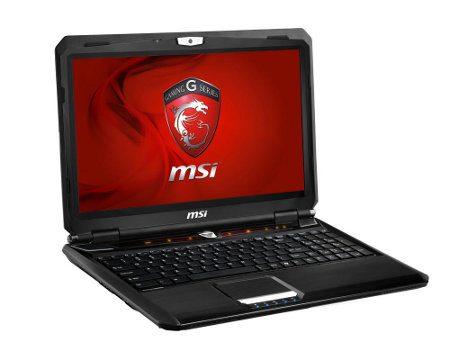 MSI GX60, una notebook gamer de buen precio