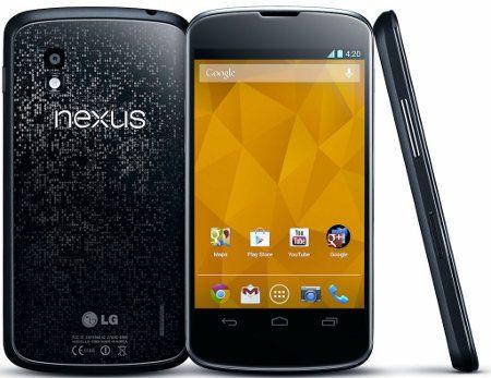 Nexus 4 se agota nuevamente
