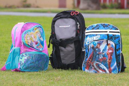 Nuevas mochilas de Disney a prueba de balas