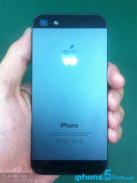 Posibles fotos del iPhone 5S2