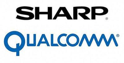 Qualcomm y Sharp colaboran para desarrollar una nueva generación de pantallas