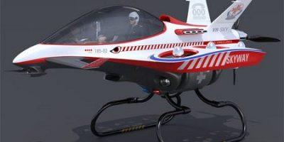 Skyway, los jets de emergencia para el futuro