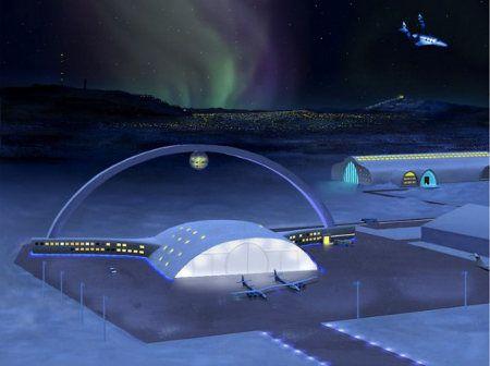 Suecia podría contar con un aeropuerto espacial en una década