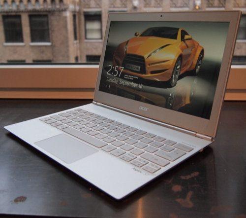 Un vistazo a la Acer Aspire S7-191