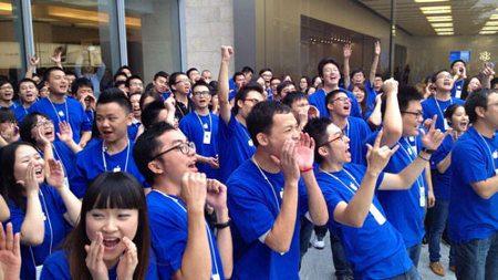 iOS 6 tuvo un gran crecimiento gracias a China y no a Google Maps