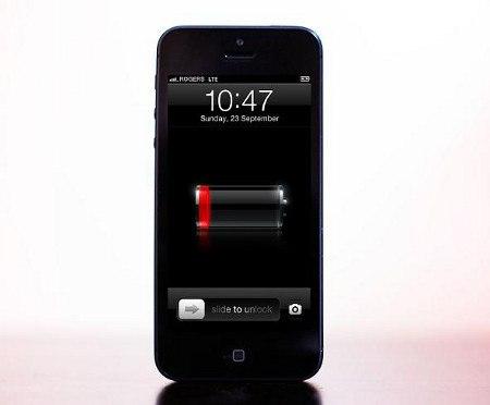 iOS 6.0.2 causa problemas de batería