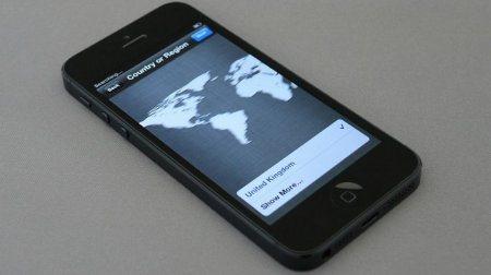 iPhone 5 llegará a más de 50 países este mes