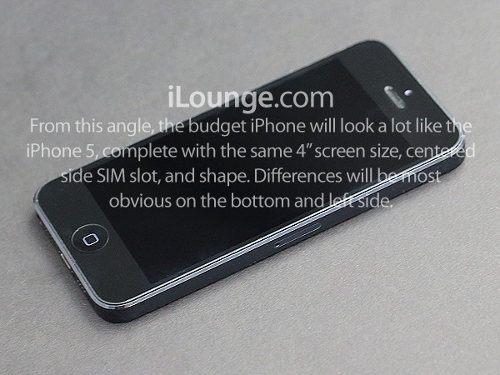 Así se verá el iPhone de bajo costo de Apple