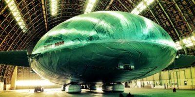 El Pentágono trabaja en una aeronave con forma de OVNI