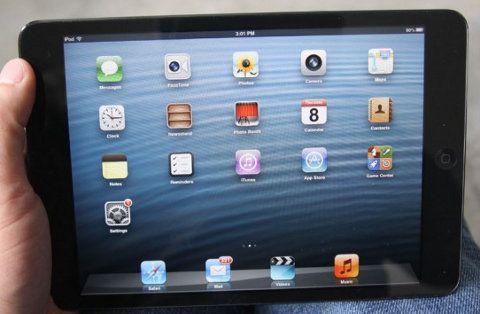 El iPad genera el 87 del tráfico web de los tablets