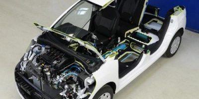 En 2016 veremos prototipos de automóviles que funcionan con aire comprimido